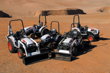 Bobcat_Compact_Tractor_Family